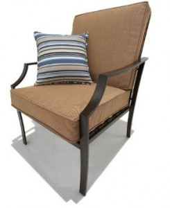 Strathwood Brentwood 4-Piece Outdoor Furniture Set-1