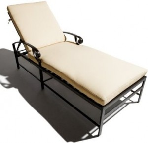 Strathwood Patio Chaise Lounge