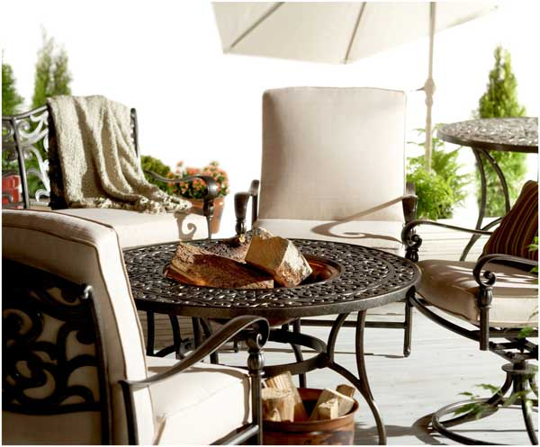 Strathwood St. Thomas Patio Furniture