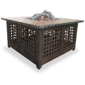 Blue Rhino GAD860SP LP Gas Outdoor Firepit Table