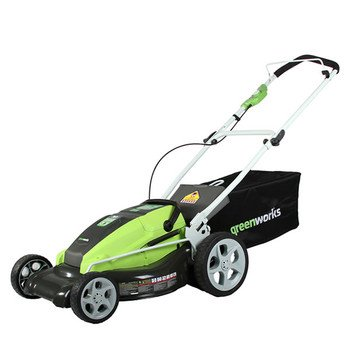 GreenWorks 25352 36V Cordless 19-in 3-in-1 Lawn Mower
