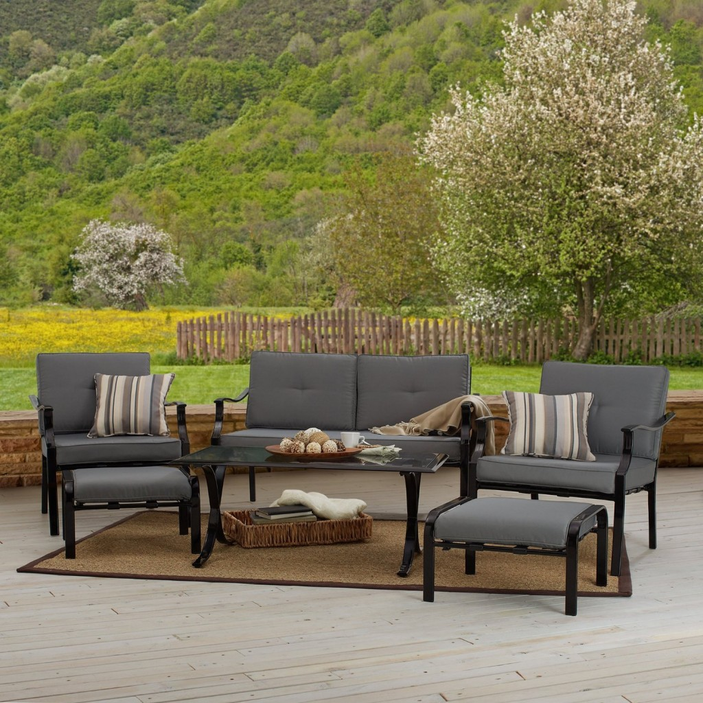 Strathwood Basics 6-Piece Furniture Set - Where To Buy Outdoor Patio Conversation Sets For Under $500
