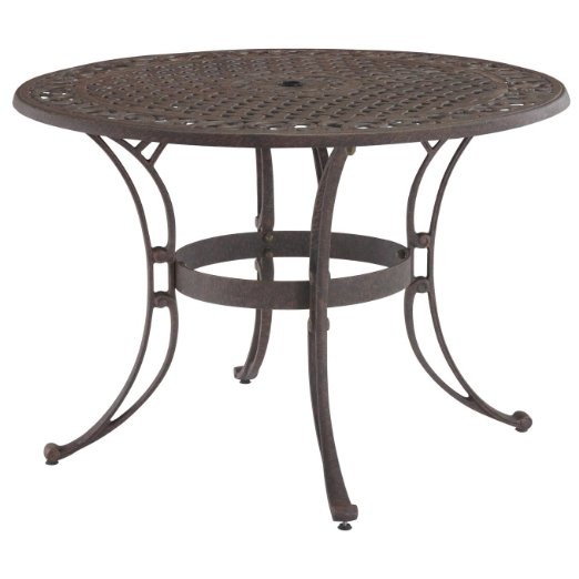 Biscayne Round Outdoor Dining Table
