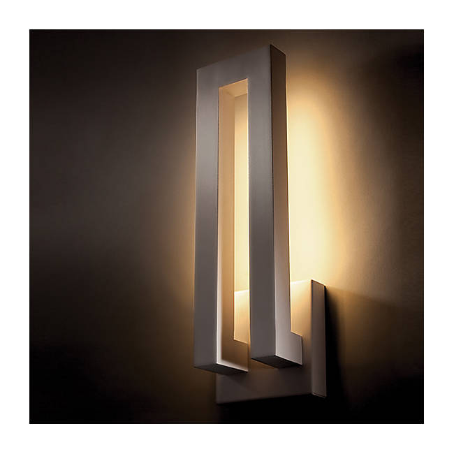 Forq Indoor_Outdoor LED Wall Sconce